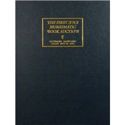 HARDCOVER 1993 ANA BOOK AUCTION