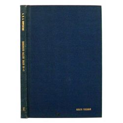 HARDCOVER 1947 ANA CONVENTION SALE
