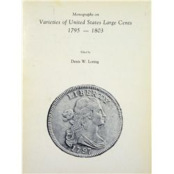 LARGE CENT MONOGRAPHS