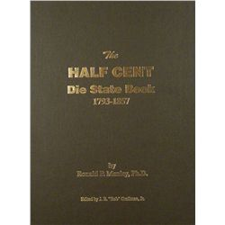 MANLEY HALF CENT BOOK