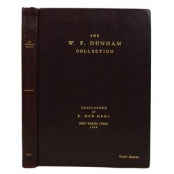 DELUXE, PHOTOGRAPHICALLY ILLUSTRATED DUNHAM SALE