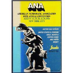 HARDCOVER 1976 ANA SALE
