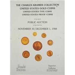 CHARLES KRAMER GOLD SALE