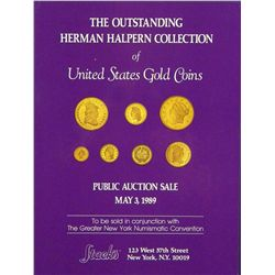 HARDCOVER HALPERN GOLD SALE