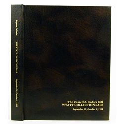 EXTRA-ILLUSTRATED LEATHERBOUND WYATT SALE