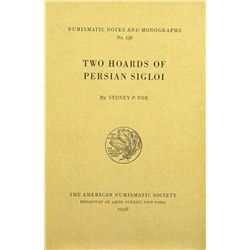 HOARDS OF PERSIAN SIGLOI