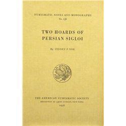 HOARDS OF PERSIAN SIGLOI