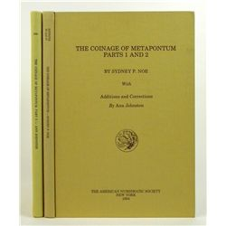 COINAGE OF METAPONTUM