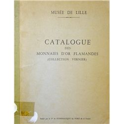 MONNAIES D'OR FLAMANDES, FIRST EDITION