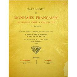CATALOGUE DE MONNAIES FRANÇAISES