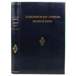 LEATHERBOUND EDITION OF RAY JOHNSON COLLECTION