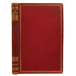 HUMPHREY'S COINS OF ENGLAND IN RARE DELUXE BINDING