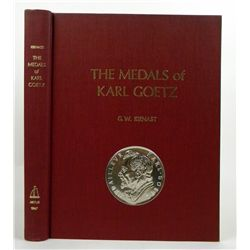 SIGNED FIRST EDITION KIENAST ON KARL GOETZ