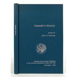 CANADA COAC VOLUME