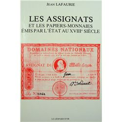 LAFAURIE ON ASSIGNATS