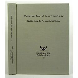 ARCHAEOLOGY AND ART OF CENTRAL ASIA