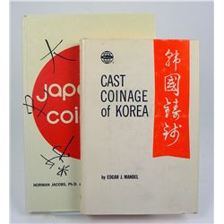 COINAGE OF KOREA AND JAPAN