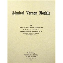 ADMIRAL VERNON MEDALS