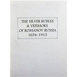 SILVER RUBLES & YEFIMOKS