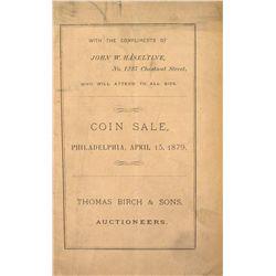BIRCH 1879 RANDALL SALE