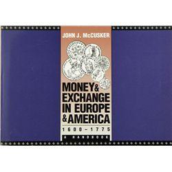 MONEY AND EXCHANGE
