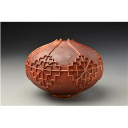 """Chengtu Offering Vessel"" contemporary piece by J Paul Fennell"