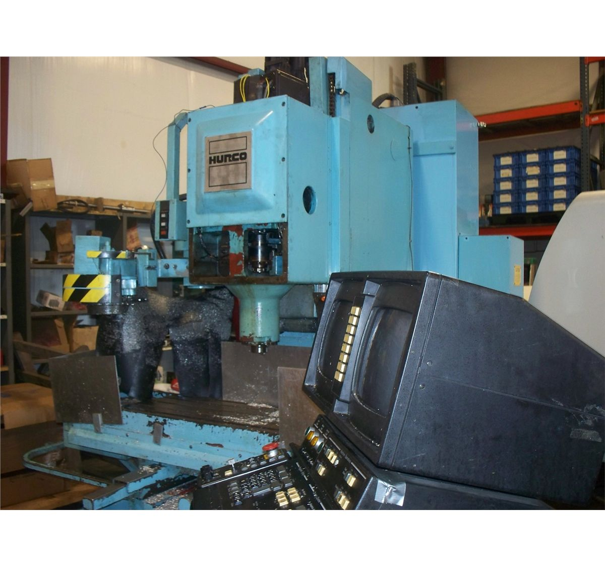Hurco MB-1R CNC Mill with Ultimax control
