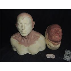 300 RISE OF AN EMPIRE EPHIALTES SET OF APPLIANCES ON LIFE CAST
