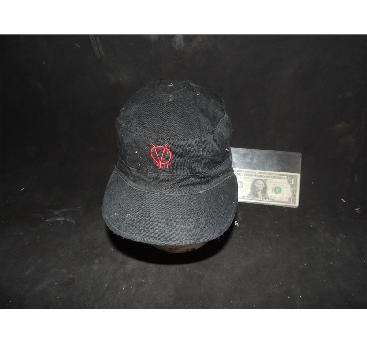 V For Vendetta Cast And Crew Hat No Reserve
