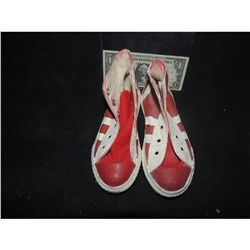 CURSE & SEED OF CHUCKY ACTOR WORN SHOES 1