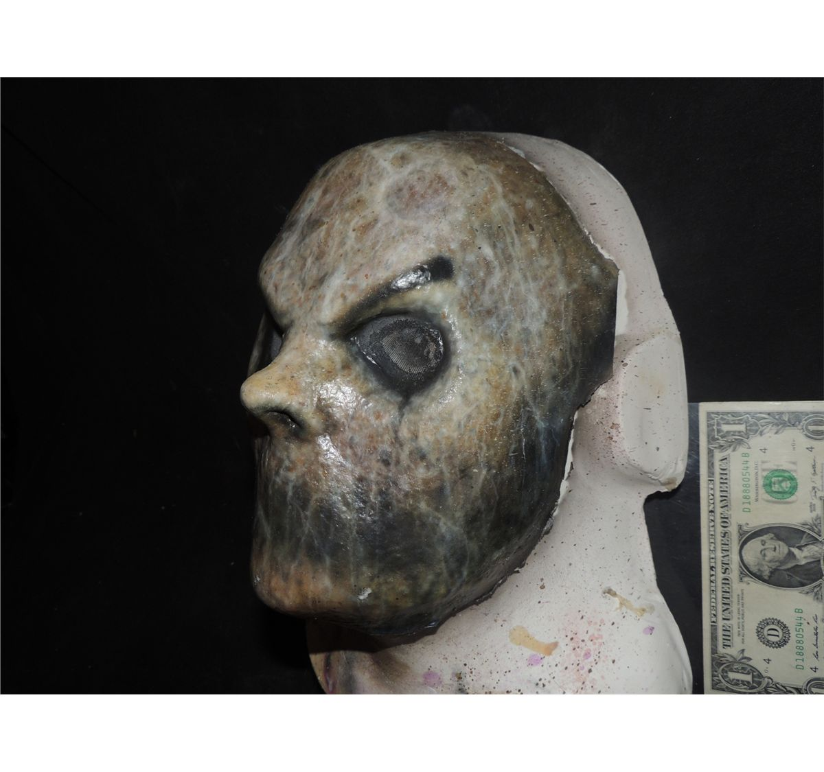 Sinister 2 Screen Used Hero Bughuul Mr Boogie Mask With Eye Holes