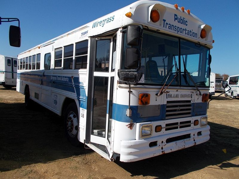 1994 BLUE BIRD BUS, S/N 1BAAGCSA9RF059205, DIESEL ENGINE, A/T, 33  PASSENGER, ODOMETER READING 346,63