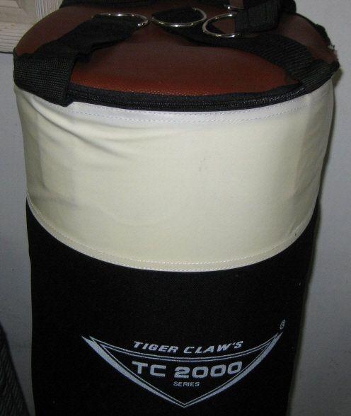 New Tiger Claw TC-2000 Heavy Duty Punch/Kick Bag