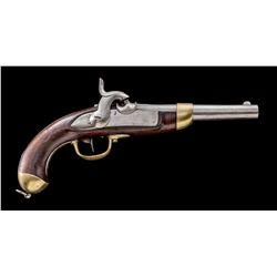 Belgian Model 1842 Single Shot Perc. Pistol