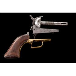 Interesting Lot of Possibly Colt Walker Parts