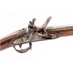 U.S. Model 1816 Flintlock Musket, by Johnson