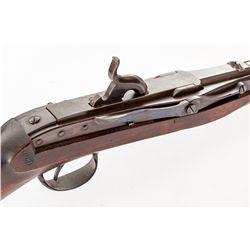 Hall-North Model 1843 Breechloading Perc. Carbine
