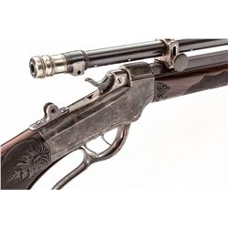 Rare & Desirable Slotterbek Marlin Ballard Rifle