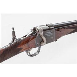 W.W. Greener Field's Patent Single Shot Rifle