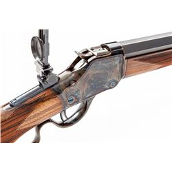 Custom Deluxe Winchester High-Wall - S.D. Hughes