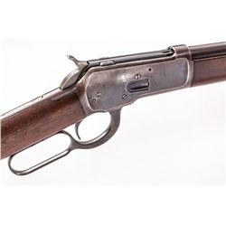 Antique Winchester Model 1892 Lever Action Rifle