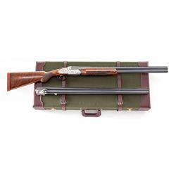 Perazzi SHO Grade O/U 2-Bbl Shotgun Set