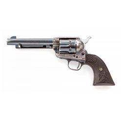 Rare Pre-War Colt SAA Revolver