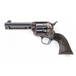 Beautiful High-Condition Colt Long-Flute SAA Revol