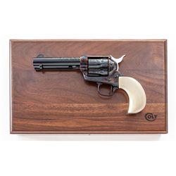 Colt Spec. Order Factory Eng'd SAA Revolver
