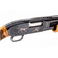 Artie Shaw's Winchester M.12 Pump Shotgun