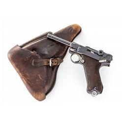 Pre-War Luger Semi-Automatic Pistol (1936)
