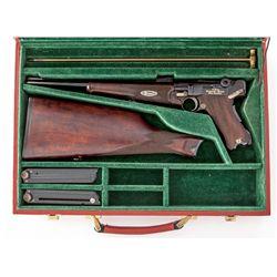Mauser 75-Year Ann. Luger Carbine