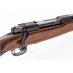 Pre-64 Winchester Magnum Model 70 BA Rifle
