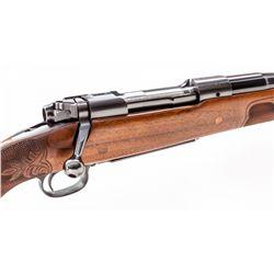 Pre-64 Winchester Model 70 Super Grade BA Rifle